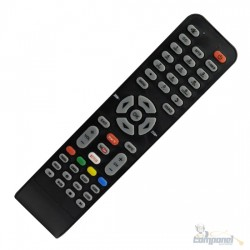 Controle Remoto para Tv TCL Semp Toshiba Smartv LE7018